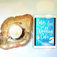 Love, Lies and Wedding Cake by Sue Watson @suewatsonwriter @bookouture #loveliesandweddingcake #bookreview #tarheelreader #pubday