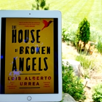 The House of Broken Angels by Luis Alberto Urrea @urrealism @littlebrown #thehouseofbrokenangels #bookreview #tarheelreader