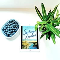 Sailing Lessons by Hannah McKinnon #bookreview #tarheelreader @hannahmckinnon @emilybestler @atriabooks #sailinglessons #pubday