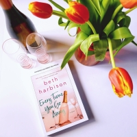 Every Time You Go Away by Beth Harbison #bookreview #tarheelreader @bethharbison @stmartinspress #everytimeyougoaway