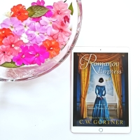 The Romanov Empress by C.W. Gortner #bookreview #tarheelreader @cwgortner @randomhouse #ballantinebooks #theromanovempress