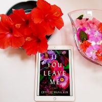 If You Leave Me by Crystal Hana Kim #bookreview #tarheelreader #ifyouleavemebook