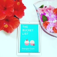 The Bucket List by Georgia Clark #bookreview #tarheelreader #thebucketlistbook