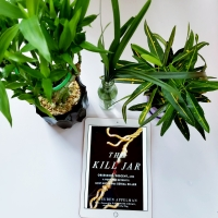 The Kill Jar by J. Reuben Appelman  #bookreview #tarheelreader #thekilljar