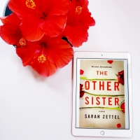 The Other Sister by Sarah Zettel #bookreview #tarheelreader #theothersisterbook