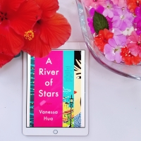 A River of Stars by Vanessa Hua #bookreview #tarheelreader @randomhouse @vanessa_hua #ballantine #ariverofstars #pubday