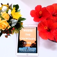 Where the Crawdads Sing by Delia Owens #bookreview #tarheelreader @putnambooks #wherethecrawdadssing