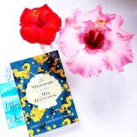 The Mermaid and Mrs. Hancock by Imogen Hermès Gowar #bookreview #thrmerm #tarheelreader @girlhermes @harperbooks #themermaidandmrshancock