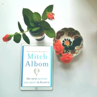 The Next Person You Meet in Heaven by Mitch Albom #bookreview #tarheelreader #thrnextperson @mitchalbom @harperbooks #nextperson