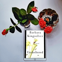 First Line Fridays: Unsheltered by Barbara Kingsolver #firstlinefridays #tarheelreader #thrunsheltered @b_kingsolver @harperbooks #unsheltered
