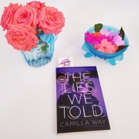 The Lies We Told by Camilla Way #bookreview #tarheelreader #thrliestold @camillalway @berkleypub #thelieswetold #6bookbestieslieswetold #6bookbestieapproved