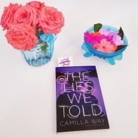 The Lies We Told by Camilla Way #bookreview #tarheelreader #thrliestold @camillalway @berkleypub #thelieswetold #6bookbestieslieswetold #6bookbestieapproved