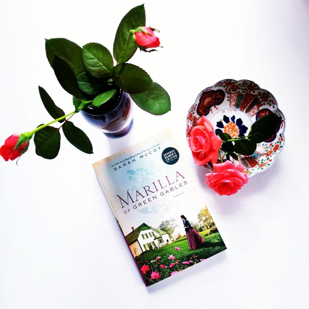 I can't wait for ... (Can't-Wait Wednesday/Waiting on Wednesday) #cantwaitwednesday #tarheelreader #thrmarilla @sarahmmccoy @wmmorrowbooks #marillaofgreengables