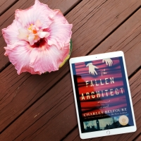 The Fallen Architect by Charles Belfoure #bookreview #tarheelreader #thrarch @charlesbelfoure @sourcebooks #thefallenarchitect