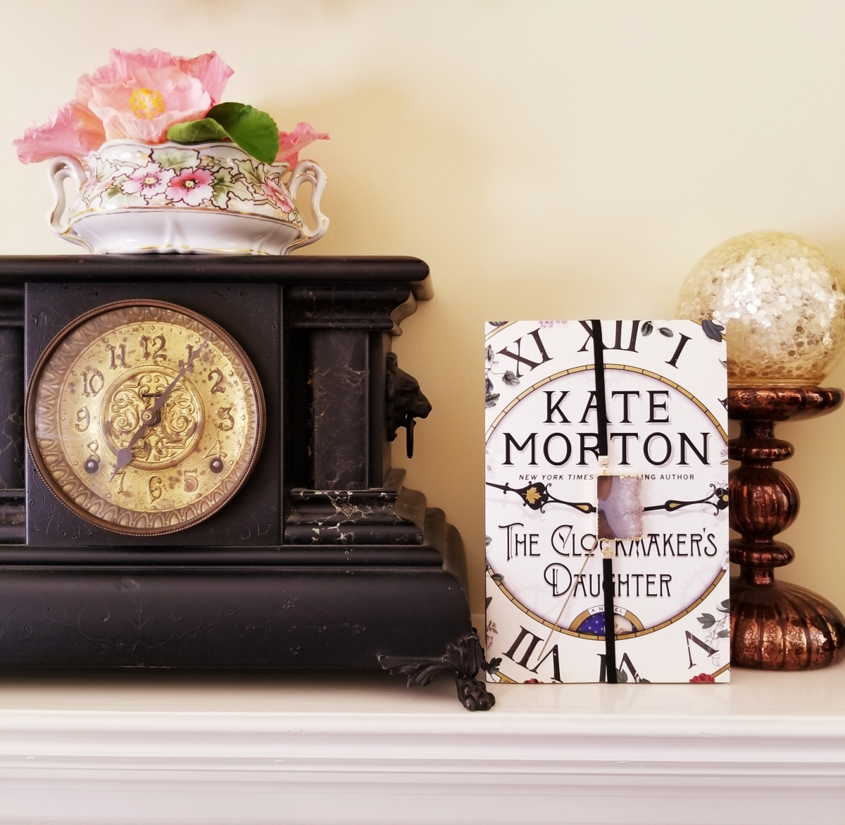 The Clockmaker's Daughter by Kate Morton #bookreview #tarheelreader #thrclockmaker #katemorton @atriabooks #theclockmakersdaughter #6bookbestiesclockmakersdaughter #6bookbestiesapproved