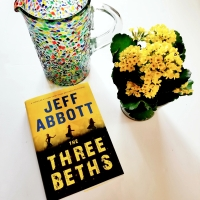 I can't wait for ... (Can't-Wait Wednesday/Waiting on Wednesday) #cantwaitwednesday #tarheelreader #thrthreebeths @jeffabbott @grandcentralpub #thethreebeths