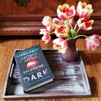 The Splendor Before the Dark by Margaret George #bookreview #tarheelreader #thrsplendor #margaretgeorge @berkleypub #thesplendorbeforethedark #blogtour #paperbackrelease