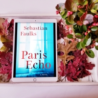 Paris Echo by Sebastian Faulks #bookreview #tarheelreader #thrparisecho @sebastianfaulks @henryholt #parisecho