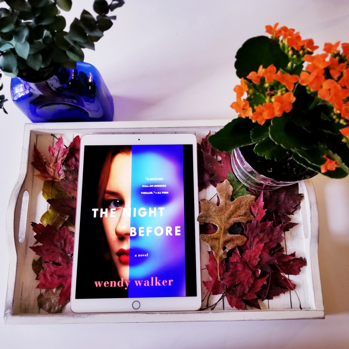 The Night Before by Wendy Walker #bookreview #tarheelreader #thrthenightbefore @wendy_walker @stmartinspress #thenightbefore