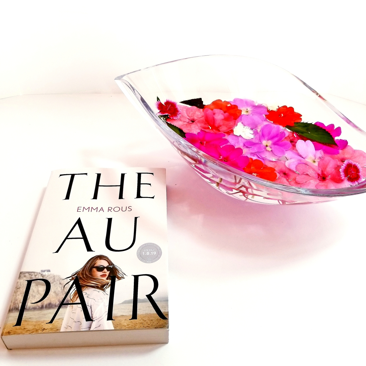 I can't wait for ... (Can't-Wait Wednesday/Waiting on Wednesday) #cantwaitwednesday #tarheelreader #thraupair @ejrous @berkleypub #theaupair #bookbestiesaupair