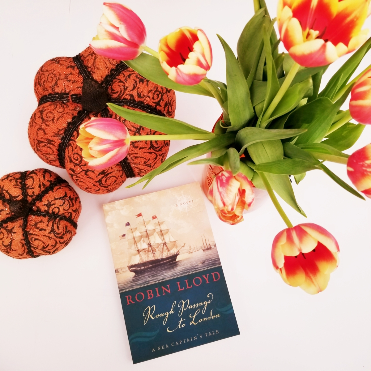 Rough Passage to London by Robin Lloyd #bookreview #tarheelreader #thrroughpassage #robinlloyd @lyons_press @suzyapproved  @annmarienieves #blogtour #roughpassagetolondon