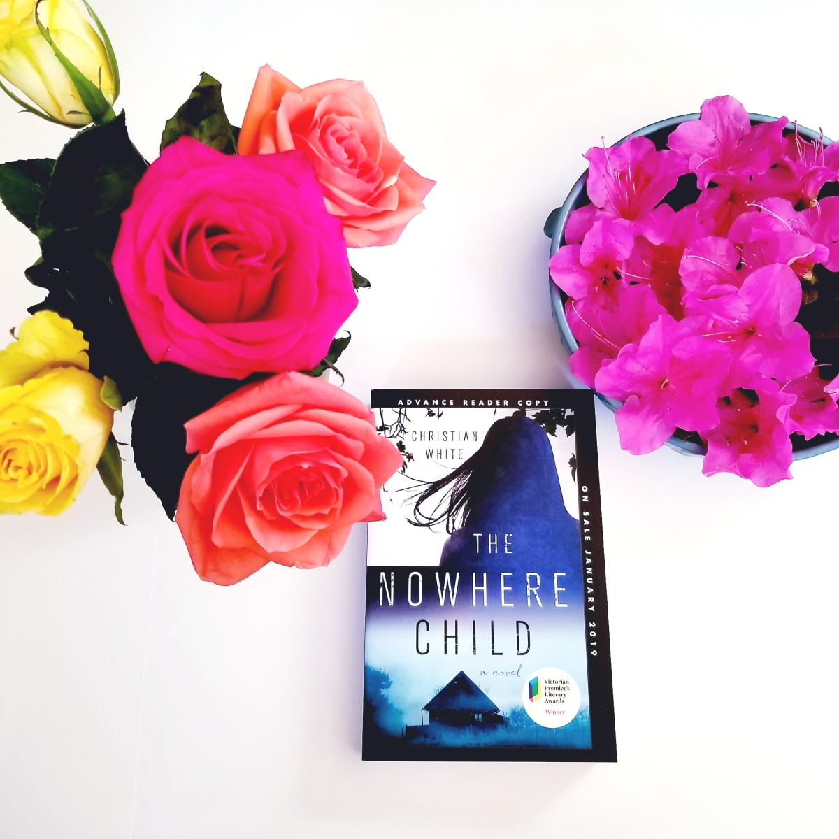 I can't wait for ... (Can't-Wait Wednesday/Waiting on Wednesday) #cantwaitwednesday #tarheelreader #thrnowherechild @cwhiteauthor @minotaurbooks @stmartinspress #thenowherechild