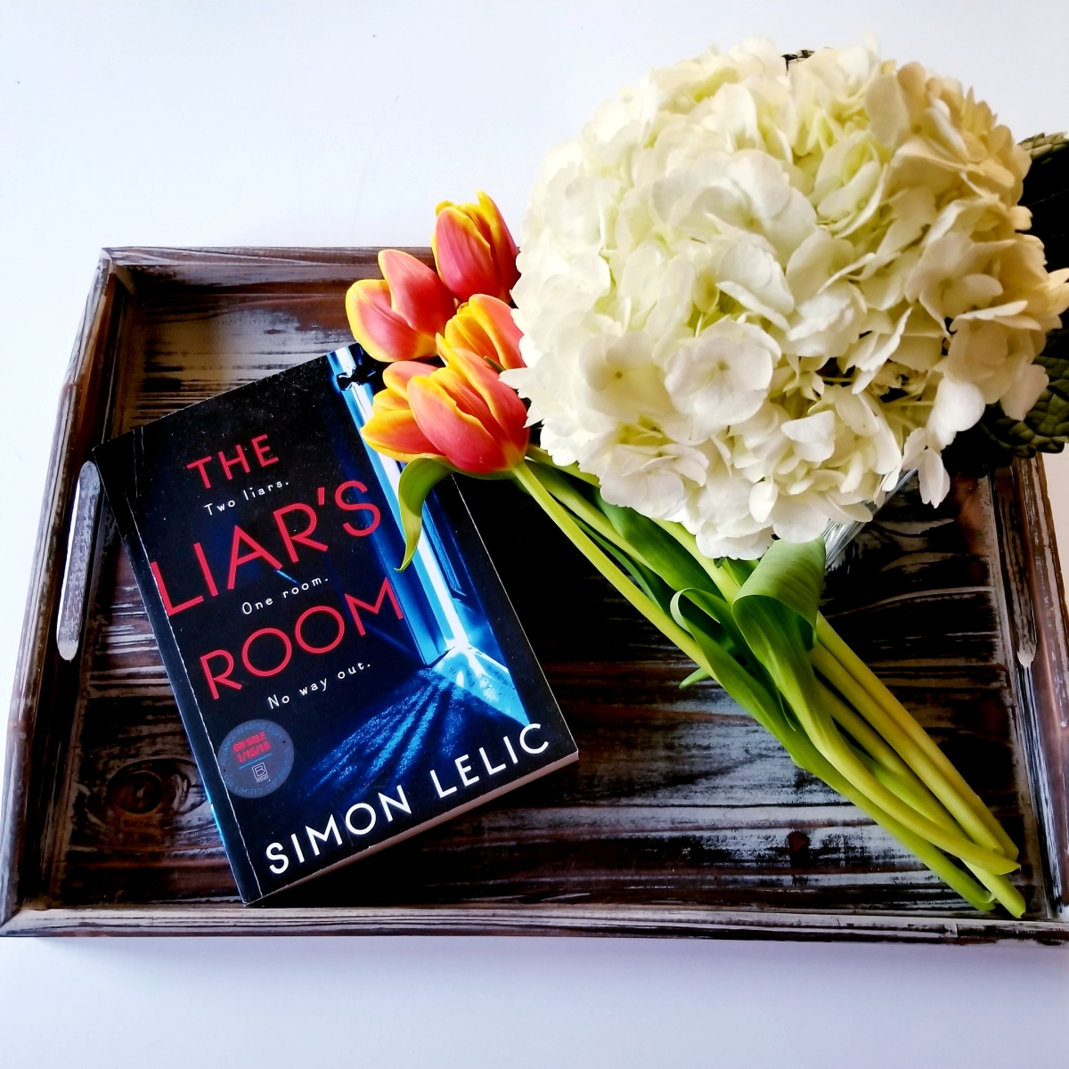 The Liar's Room by Simon Lelic #bookreview #tarheelreader #thrliarsroom @simon_lelic @berkleypub #theliarsroom #bookbestiesliarsroom #blogtour #bookgiveaway