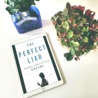 The Perfect Liar by Thomas Christopher Greene #bookreview #tarheelreader #thrperfectliar #thomaschristophergreene @stmartinspress #theperfectliar