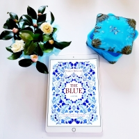 The Blue by Nancy Bilyeau #bookreview #tarheelreader #thrtheblue @tudorscribe @endeavourquill #theblue @hfvbt #blogtour #HFVBTBlogTours #giveaway