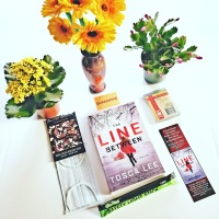 The Line Between by Tosca Lee #bookreview #tarheelreader #thrlinebetween @toscalee @howardbooks @simonschuster #bookbestieslinebetween #thelinebetween