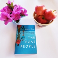 The Boat People by Sharon Bala #bookreview #tarheelreader #thrboatpeople #sharonbala @vintageanchor @doubledaybooks #theboatpeople