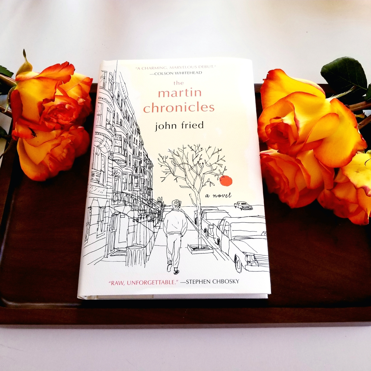 The Martin Chronicles by John Fried #bookreview #tarheelreader #thrmartinchronicles @fried12 @grandcentralpub #themartinchronicles #bookgiveaway