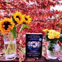 The Lost Girls of Paris by Pam Jenoff #bookreview #tarheelreader #thrlostgirls @pamjenoff @harlequinbooks @tlcbooktours #thelostgirlsofparis #blogtour
