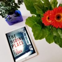 The Hiding Place by C.J. Tudor #bookreview #tarheelreader #thrhidingplace @cjtudor @crownpublishing #thehidingplace