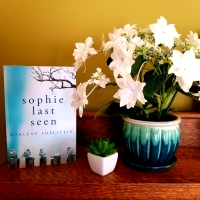 Sophie Last Seen by Marlene Adelstein #bookreview #tarheelreader #thrsophie @fixyourbook @rapublishing @suzyapbooktours #blogtour #sophielastseen