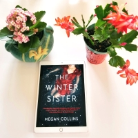 The Winter Sister by Megan Collins #bookreview #tarheelreader #thrwintersister @immegancollins @touchstonebooks @atriabooks #thewintersister