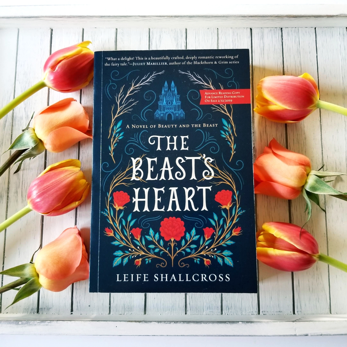 The Beast's Heart by Leife Shallcross #bookreview #tarheelreader #thrbeastsheart @leioss @berkleypub #thebeastsheart #bookbestiesbeastsheart #bookbestieapproved