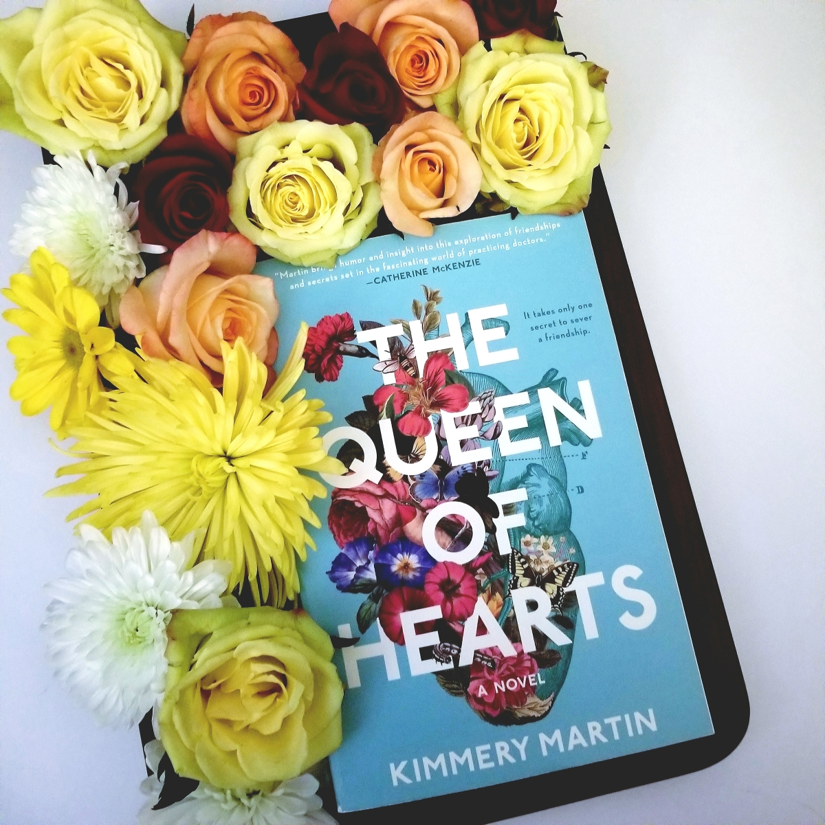 The Queen of Hearts by Kimmery Martin #bookreview #tarheelreader #thrqueenofh @kimmerym @berkleypub #thequeenofhearts #blogtour #bookgiveaway