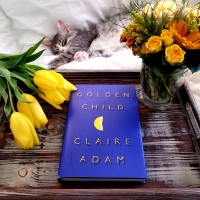 The Golden Child by Claire Adam  #bookreview #tarheelreader #thrgoldenchild @claire_trini @hogarthbooks @crownpublishing @tlcbooktours #thegoldenchild #blogtour #bookgiveaway