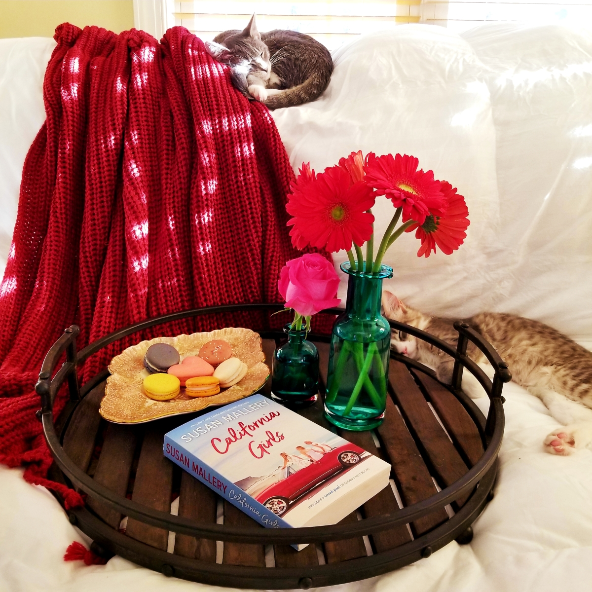 California Girls by Susan Mallery #bookexcerpt #tarheelreader #thrcagirls @susanmallery @harlequinbooks @tlcbooktours #californiagirlsbook #blogtour