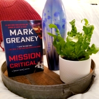 Mission Critical by Mark Greaney #bookreview #tarheelreader #thrmissioncritical @markgreaneybook @berkleypub #missioncritical