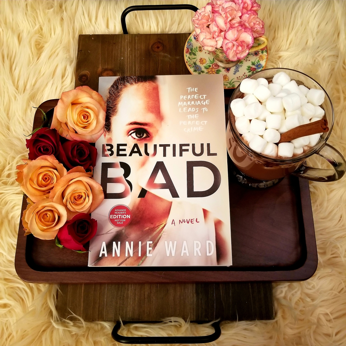 Beautiful Bad by Annie Ward #bookreview #tarheelreader #thrbeautifulbad @_annie_ward @harlequinbooks @tlcbooktours #beautifulbad #blogtour