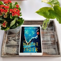 The Night Tiger by Yangsze Choo #bookreview #tarheelreader #thrnighttiger @yangszechoo @flatironbooks #thenighttiger