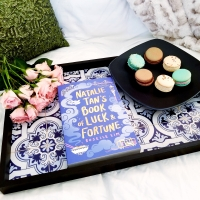 Natalie Tan's Book of Luck and Good Fortune by Roselle Lim #bookreview #tarheelreader #thrnatalietann @rosellewriter @berkleypub #natalietansbookofloveandgoodfortune #blogtour #bookgiveaway