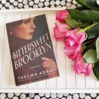 Bittersweet Brooklyn by Thelma Adams #bookreview #tarheelreader #thrbittersweet @thelmadams @amazonpub #lakeunion @suzyapbooktours #blogtour #bittersweetbrooklyn