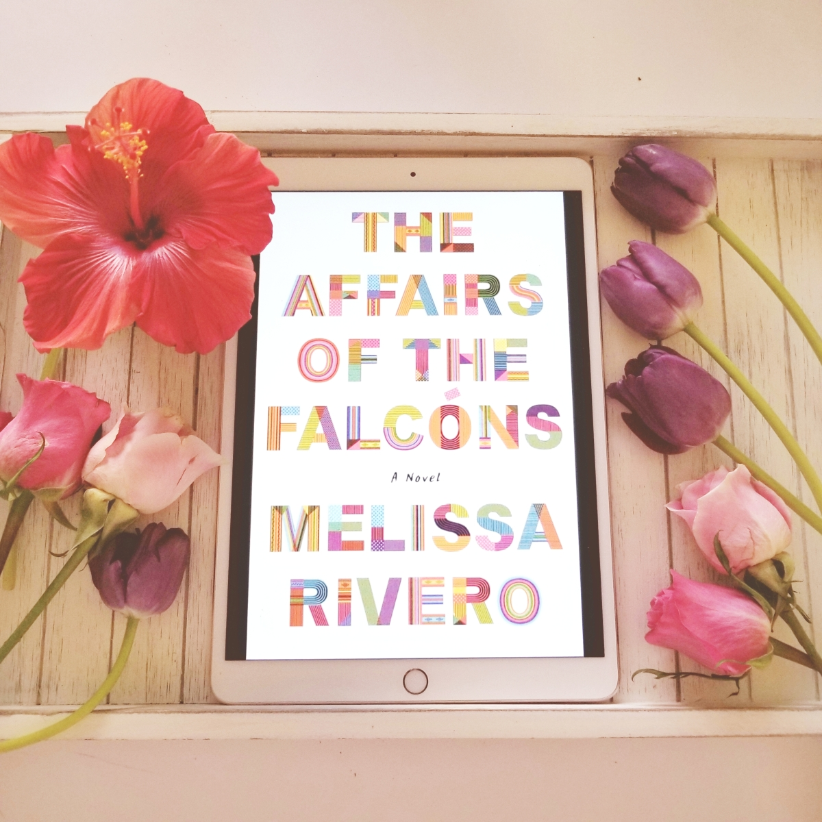 The Affairs of the Falcons by Melissa Rivero #bookreview #tarheelreader #thrthefalcons @melissa_rivero @eccobooks #theaffairsofthefalcons