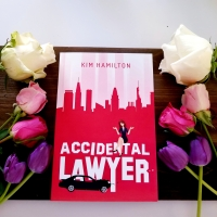 Accidental Lawyer by Kim Hamilton #bookreview #tarheelreader #thraccidental #accidentallawyer
