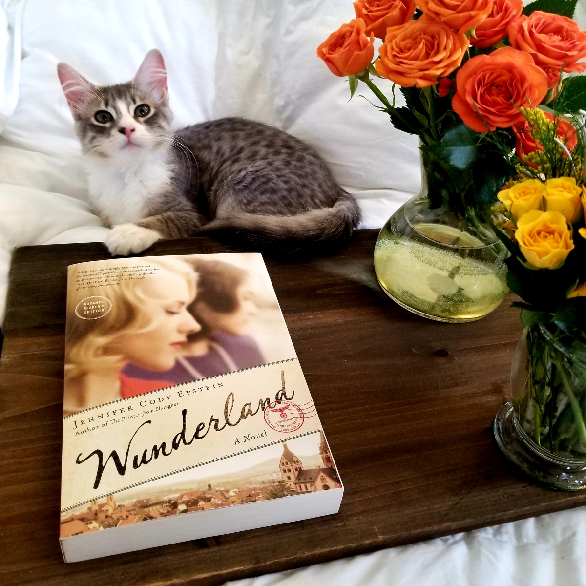Wunderland by Jennifer Cody Epstein #bookreview #tarheelreader #thrwunderland @jenncodyepstein @crownpublishing #wunderland