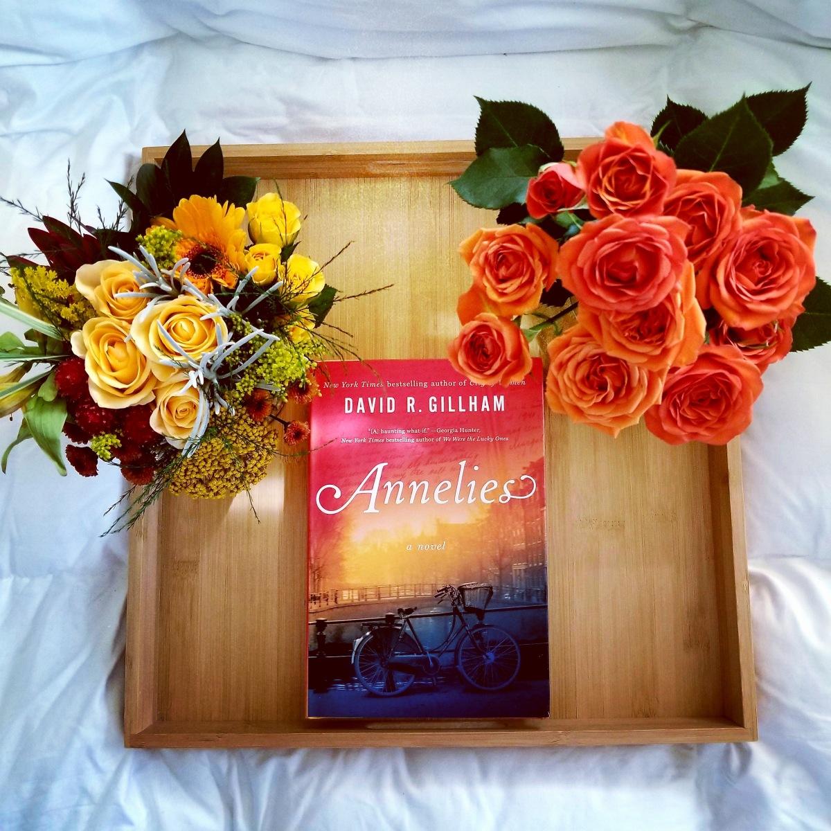 Annelies by David R. Gillham #bookreview #tarheelreader #thrannelies @drgillham @vikingbooks #annelies