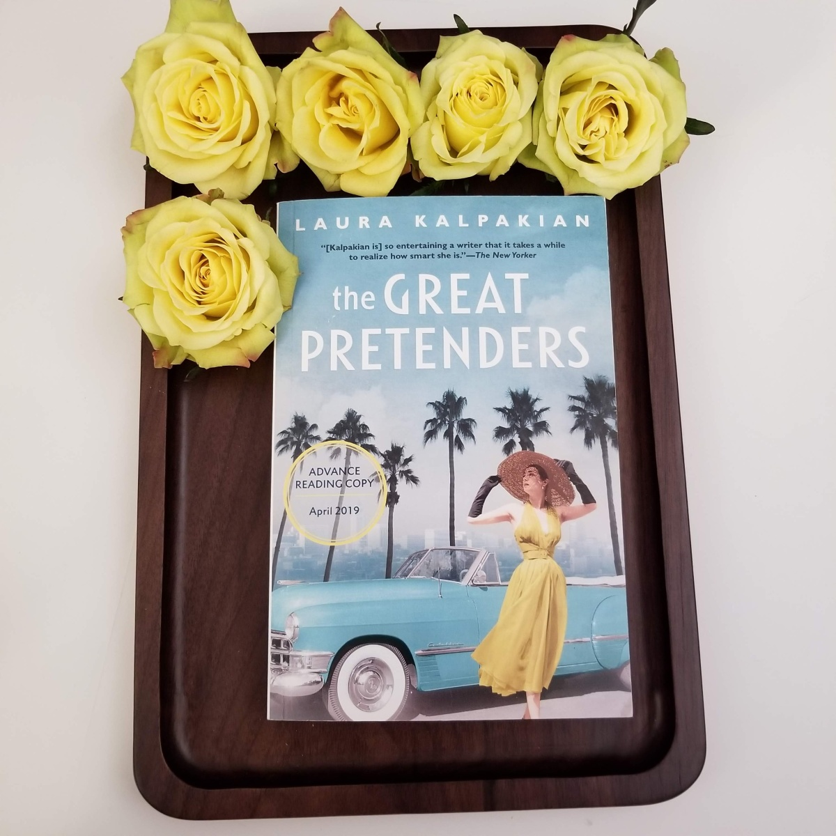 The Great Pretenders by Laura Kalpakian #bookreview #tarheelreader #thrgreatpretenders @laurakalpakian @berkleypub #thegreatpretenders #blogtour #bookgiveaway